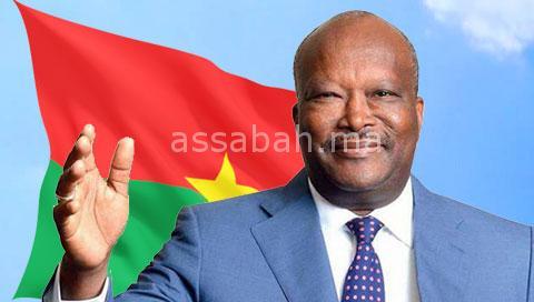 رئيس بوركينا فاسو يشيد بعلاقته مع المغرب