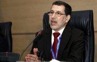 العثماني يترأس مجلسا للحكومة غدا
