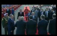 فيديو ..ملك الأردن يعانق بنكيران