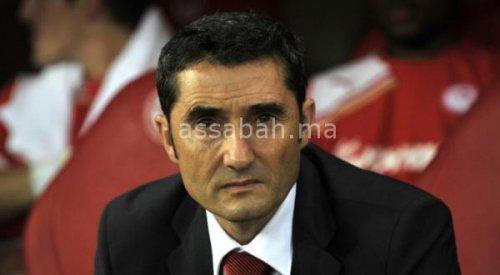 برشلونة يختار فالفيردي لتعويض إنريكي
