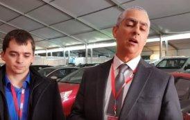 فيديو ..معرض السيارات المستعملة بالبيضاء