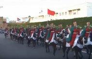 فيديو ..الاستقبال الكبير الذي خصصه الملك لعاهل الأردن