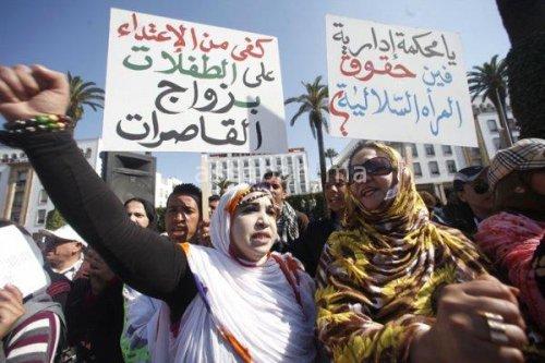 دراسة: زواج القاصرات بالمغرب يقود إلى العمل الجنسي