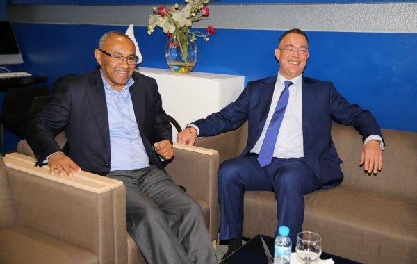 رئيس كاف: المغرب قادر على تنظيم مونديال 2026