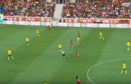 فيديو .. هزيمة برتغال رونالدو أمام السويد