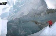 فيديو .. بوتين في القطب الشمالي