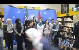 فيديو ..دار أمريكا تنظم نشاطا خاصا بالمغاربة