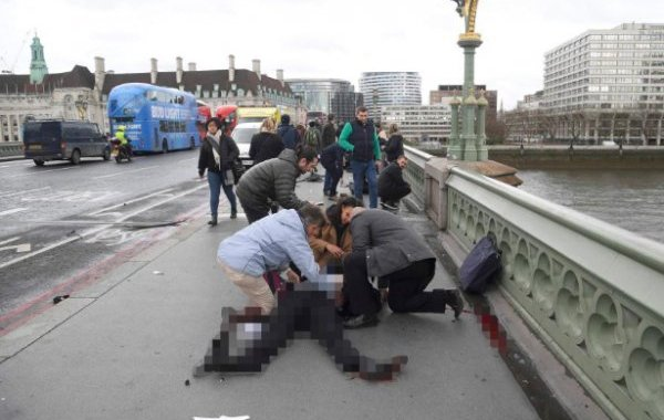 بلجيكا تنجو من عملية دهس مماثلة لاعتداء لندن