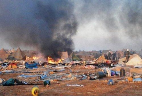 ضحايا اكديم إزيك يراسلون الأمم المتحدة