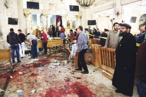الإرهاب يهز كنائس مصر