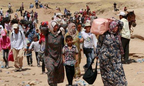 أكثر من 600 ألف سوري عادوا لمنازلهم في 2017