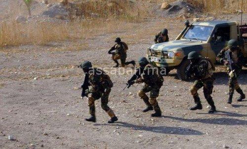 اعتقال إرهابيين مغربيين بالسنغال