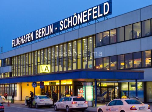 إخلاء مطار برلين بعد العثور على حقيبة مشبوهة