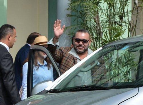 أولى صور الملك في كوبا
