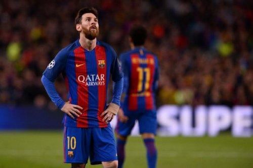هل يمهد ميسي للرحيل عن برشلونة ؟