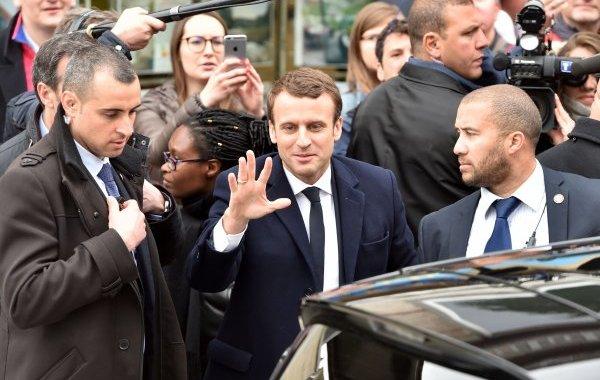 النتائج النهائية لانتخابات فرنسا