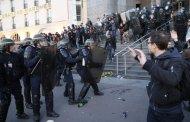 مواجهات مع الأمن بفرنسا بعد إعلان نتائج الانتخابات
