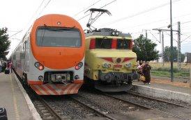 بوسكورة ... انحراف قطار عن سكته دون وقوع إصابات
