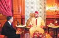 الملك يبارك للعثماني رئاسة العدالة والتنمية