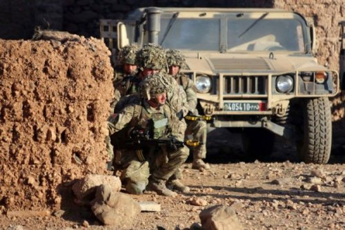 """انطلاق مناورات """"الأسد الإفريقي 17 """" في المغرب بمشاركة أمريكية Armee"""