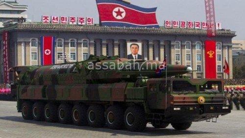 كوريا الشمالية تعد أمريكا بالحرب