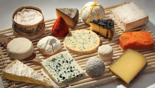 الاحتفاظ بالجبن لمدة شهر