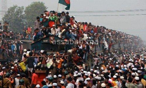 عدد سكان الأرض 7 مليارات ونصف نسمة