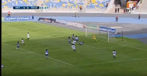 فيديو .. فوز اتحاد طنجة على أولمبيك آسفي