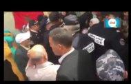 فيديو ..الأمن يتدخل لإفراغ منزل بالقوة