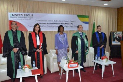 الجامعة الدولية لأكادير وجهة الطلبة الأفارقة
