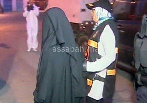 عشر نساء أمام محكمة الإرهاب
