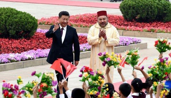 بلاغ مشترك بين الصين والمغرب - الموقع الرسمي لجريدة الصباح