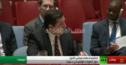 فيديو .. المندوب الروسي يهدد مندوب بريطانيا في مجلس الأمن
