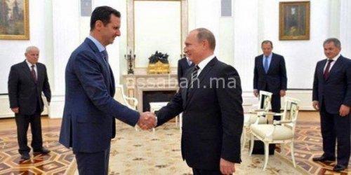 بوتين يمد الأسد بصواريخ متطورة