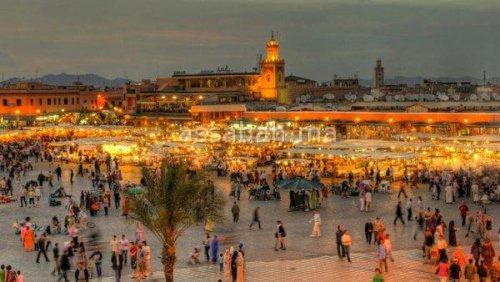 ارتفاع في عدد السياح الذين زاروا المغرب في 2018