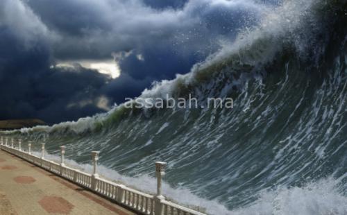 إسبان يحذرون من تسونامي ضخم قرب سواحل المغرب