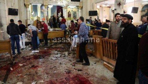 جديد اعتداء مصر الدامي
