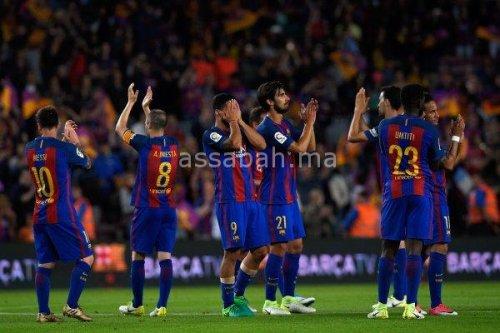 لاعبو برشلونة يعلنون  موسم الرحيل  - الموقع الرسمي لجريدة الصباح