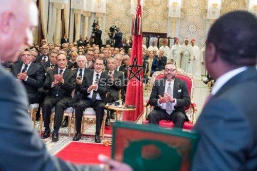 تعزيز الشراكة الإستراتيجية بين المغرب ونيجيريا