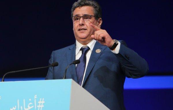 أخنوش: المغرب بذل منذ تولي الملك الحكم جهودا كبيرة للاستجابة لمتطلبات التنمية