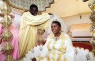 عرس إفريقي بتقاليد مغربية