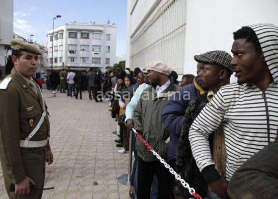 المغرب يجدد التزامه لصالح المهاجرين الأفارقة - الموقع الرسمي لجريدة الصباح