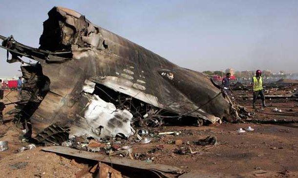 قتلى في سقوط طائرة عسكرية بالجزائر