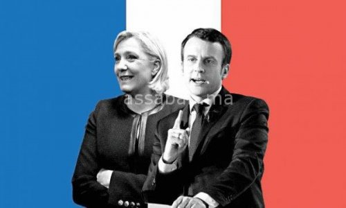 مناظرة تلفزيونية الليلة تحسم رئاسة فرنسا