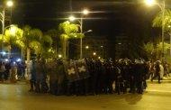 اعتقالات في تفريق مسيرة تضامنية مع الريف بطنجة
