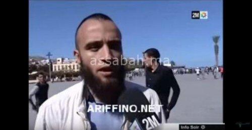 فيديو .. مسيرة الحسيمة على القناة الثانية