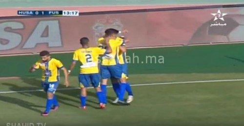 فيديو .. فوز حسنية أكادير على الفتح الرياضي