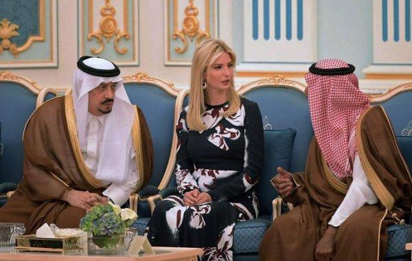 ترامب في السعودية... جزية وسخرية