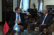الأرجنتين تثمن مشاركة المغرب في احتفالات عيدها الوطني