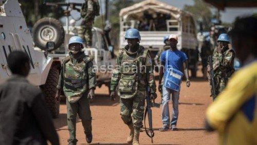 البحث جاري عن جندي مغربي مفقود بإفريقيا الوسطى